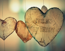 Its on my Heart